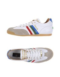 Serafini Footwear Low Tops And Trainers Men White