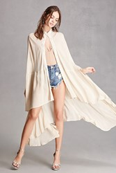 Forever 21 New Friends Colony Beaded Cape Nude