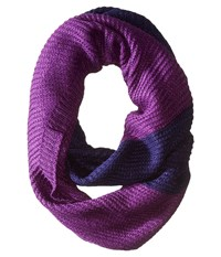 The North Face Hudson Scarf Garnet Purple Gravity Purple Scarves