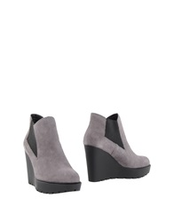 Calvin Klein Jeans Ankle Boots Grey