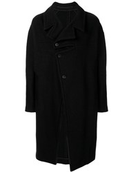 Julius Off Centre Buttoned Coat 60