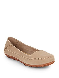 Hush Puppies Thora Loafers Taupe