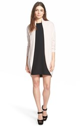 Women's Leith Cocoon Cardigan Pink Hush