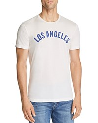 Velvet By Graham And Spencer La Graphic Tee Beach