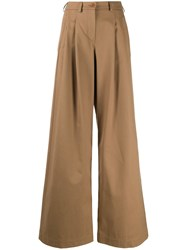 Jejia High Waisted Wide Leg Trousers 60