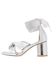 Glamorous Sandals Silver