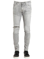 G Star 16Cm 5620 3D Zip Super Slim Denim Jeans