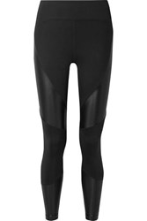Koral Forge Paneled Stretch Leggings Black