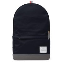 Thom Browne Unstructured Backpack Blue