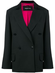 Barbara Bui Tailored Loose Jacket Black