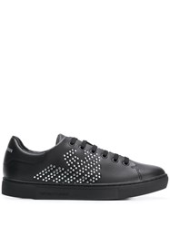 Emporio Armani Rhinestone Low Top Sneakers 60