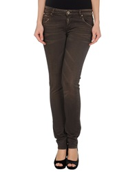 Pence Denim Pants Black
