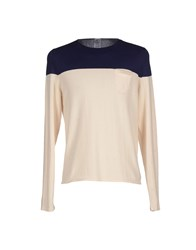 S.O.H.O New York Soho Knitwear Jumpers Men Beige