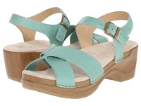 Sanita Darla Jade Women's Shoes Green