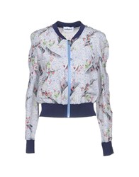 Cacharel Jackets Lilac