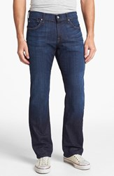 7 For All Mankindr Men's Mankind 'Austyn' Relaxed Straight Leg Jeans Los Angeles Dark
