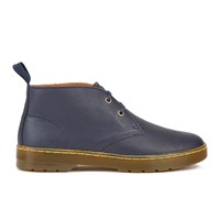 Dr. Martens Men's Cruise Cabrillo Virginia Leather 2 Eye Desert Boots Dress Blues Navy