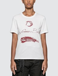 Undercover Gone Bird T Shirt White