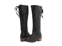 Wolky Pardo Black Leather Women's Boots