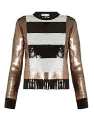 Max Mara Baviera Sweater Black Multi