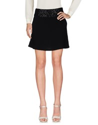 Girl By Band Of Outsiders Mini Skirts Black