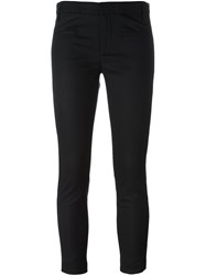 Haider Ackermann 'Coco' Trousers Black