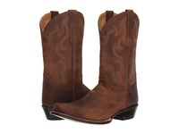 Old West Boots Mesa Brown Apache Work