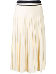 Tory Burch Pleated Knit Skirt 60