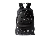 Mcq By Alexander Mcqueen Grommet Classic Backpack Black