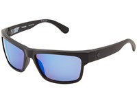 Spy Optic Frazier Matte Black Happy Bronze Polar W Blue Spectra Sport Sunglasses