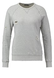 Earnest Sewn Ella Sweatshirt Grey