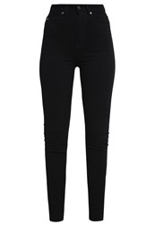 Dr. Denim Dr.Denim Zoe Slim Fit Jeans Black Black Denim
