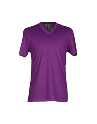 John Galliano Underwear T Shirts Mauve