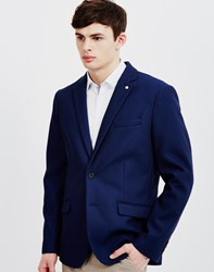 Selected Willis Blazer Blue