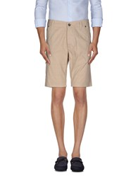 Rrd Trousers Bermuda Shorts Men Beige