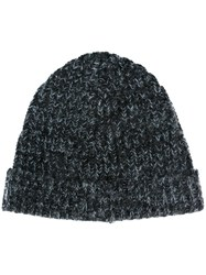 Alexander Wang T By Knitted Beanie Black