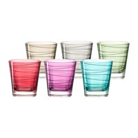 Leonardo Vario Tumbler Assorted Set Of 6
