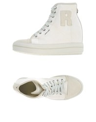 Ruco Line Footwear High Tops And Trainers Women Red