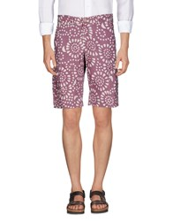 Primo Emporio Bermudas Light Purple