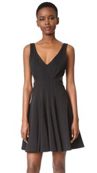 Zac Posen Chloe Dress Black