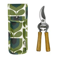 Orla Kiely Pruners In A Pouch Striped Tulip