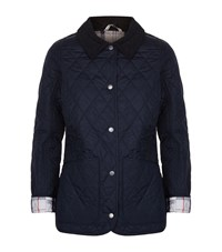 Barbour Annandale Quilted Jacket Female Navy