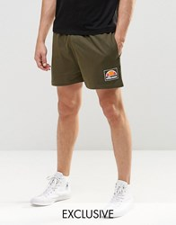 Ellesse Jersey Shorts Forest Green