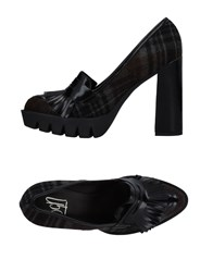 Giancarlo Paoli Sgn Loafers Black