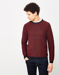 Only And Sons Damien Sweatshirt Red