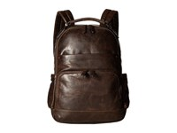 Frye Logan Backpack Slate Backpack Bags Metallic