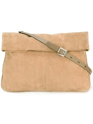 Ally Capellino Pomme Shoulder Bag Nude Neutrals
