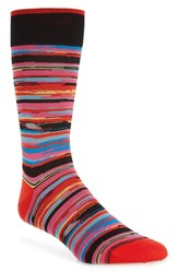 Bugatchi Cotton Blend Socks
