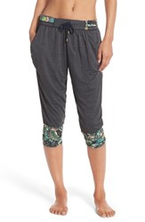 Women's Maaji 'Sea Breezy' Crop Yoga Pants