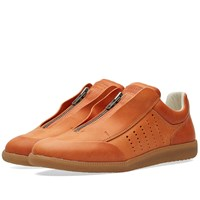 Maison Martin Margiela Maison Margiela 22 Future Low Zip Sneaker Brown